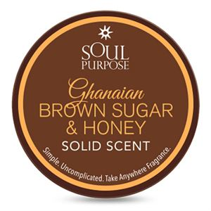 Picture of Ghanaian Brown Sugar & Honey Solid Scent - 0.5 oz